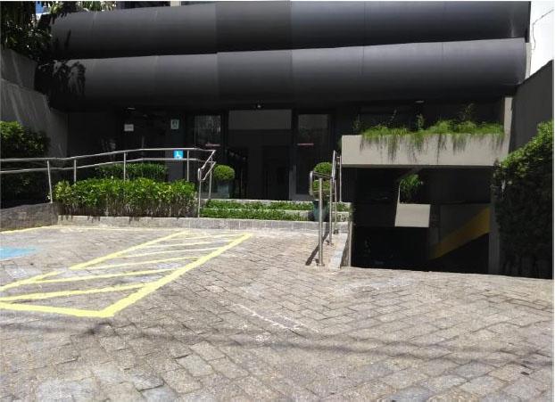 Prédio Inteiro para Locação, Localizado na Av Ibirapuera em São Paulo