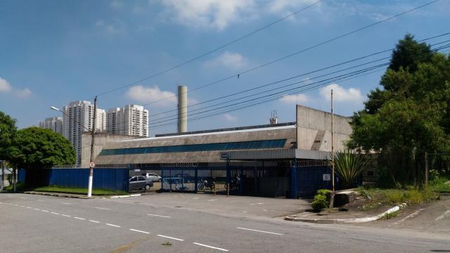 Galpão Industrial em São Bernardo do Campo-SP